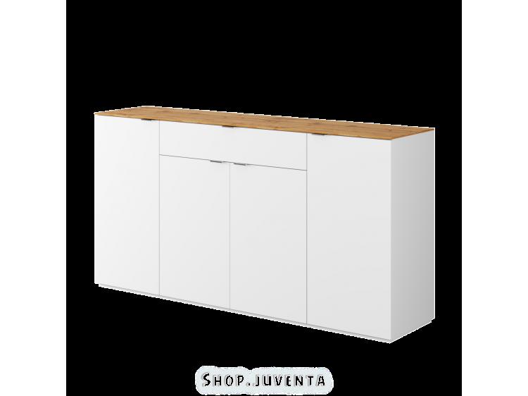 Chest of drawers Agora AgK-180 White