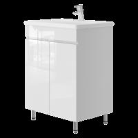Тумба Ariadna Ar2-65 біла