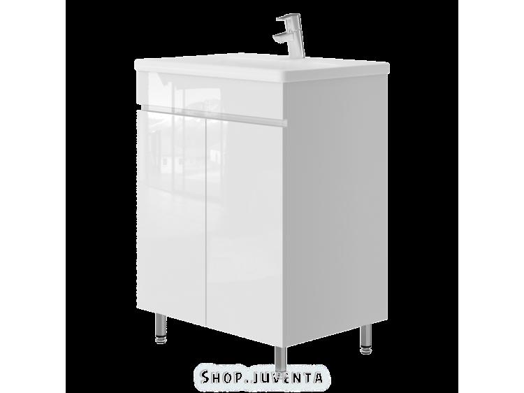 Тумба Ariadna Ar2-65 белая