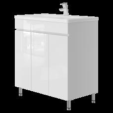 Vanity unit Ariadna Ar3-80 White