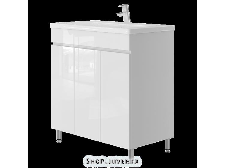 Тумба Ariadna Ar3-80 белая