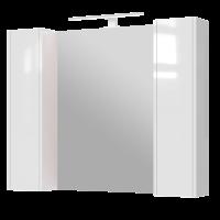 Дзеркальна шафа Bronx BrxMC-100 біла