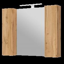 Mirror cabinet Bronx BrxMC-100 Wotan Oak