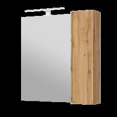 Mirror cabinet Bronx BrxMC-80 Wotan Oak