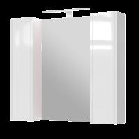 Дзеркальна шафа Bronx BrxMC-90 біла