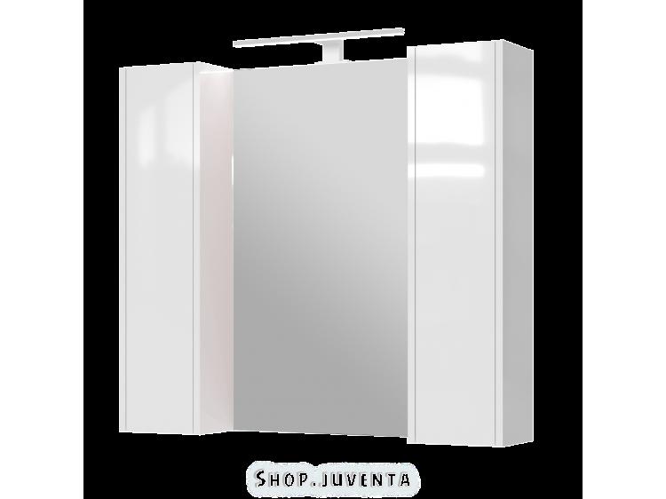 Mirror cabinet Bronx BrxMC-90 White