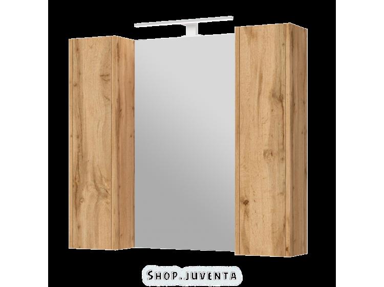 Зеркальный шкаф Bronx BrxMC-90 дуб вотан