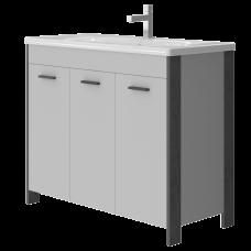 Vanity unit Brooklyn Br-100 Grey