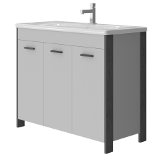 Vanity unit Brooklyn Br-100 Grey