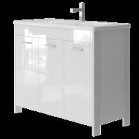 Vanity unit Brooklyn Br-100 White