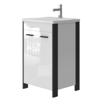 Vanity unit Brooklyn Br-55 Black