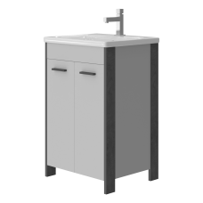 Vanity unit Brooklyn Br-55 Grey
