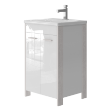 Vanity unit Brooklyn Br-55 White