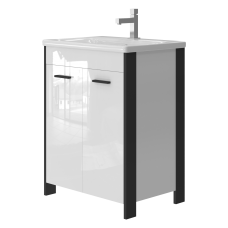 Vanity unit Brooklyn Br-65 Black