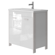 Vanity unit Brooklyn Br-80 White