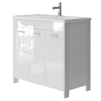 Vanity unit Brooklyn Br-90 White