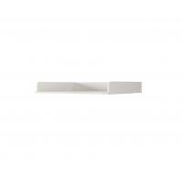 Пеленальний стіл для комода Leander Classic білий