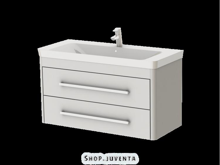 Vanity unit Geneva Gn-105 White