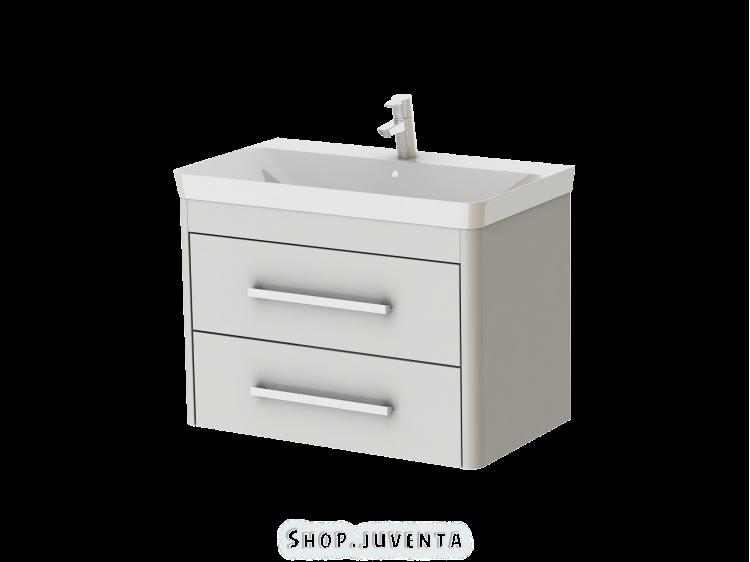 Vanity unit Geneva Gn-80 White