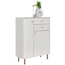 Chest of drawers KIM 04610015/02 White