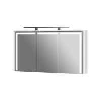 Зеркальный шкаф Levanto LvM-128 белый
