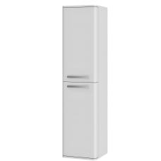 Tall storage unit Levanto LvP-170 White