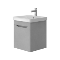 Vanity unit Livorno Lvr-50 Structural Grey