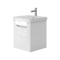 Тумба Livorno Lvr-50 біла