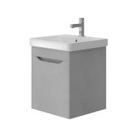 Vanity unit Livorno Lvr-55 Structural Grey