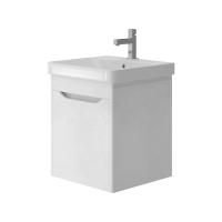 Vanity unit Livorno Lvr-55 Structural White