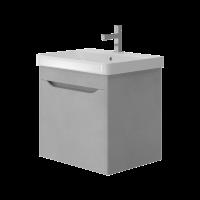 Vanity unit Livorno Lvr-60 Structural Grey