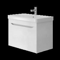 Vanity unit Livorno Lvr-80 Structural White
