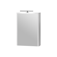Mirror cabinet Livorno LvrMC-50 Structural White