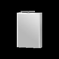 Зеркальный шкаф Livorno LvrMC-50 структурный белый
