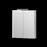 Mirror cabinet Livorno LvrMC-60 Structural White