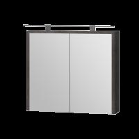 Mirror cabinet Livorno LvrMC-80 Structural Stone