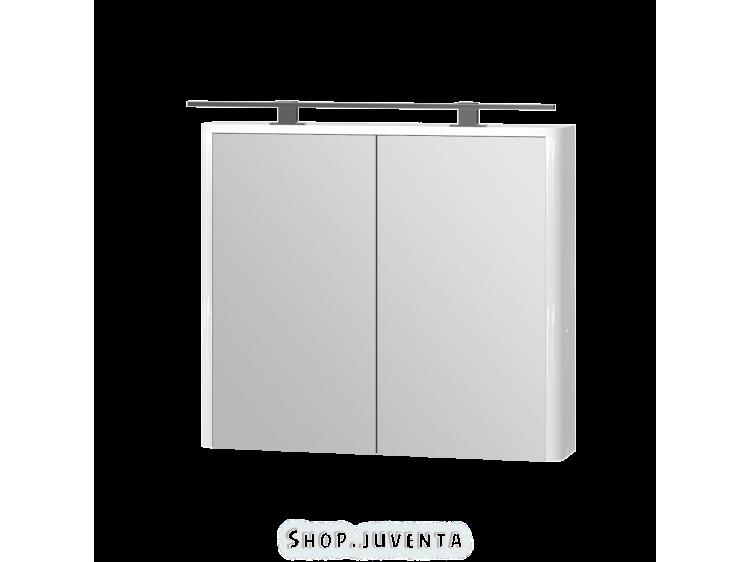 Mirror cabinet Livorno LvrMC-80 White