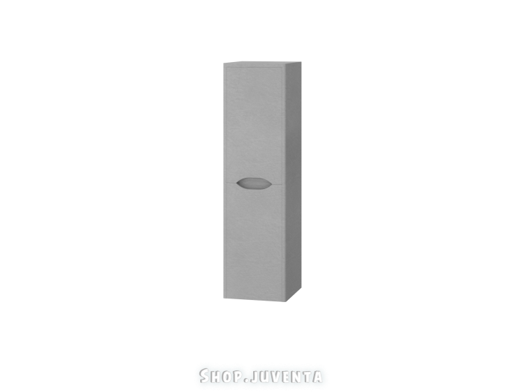 Пенал Livorno LvrP-120 структурний сірий