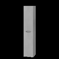 Tall storage unit Livorno LvrP-170 Structural Grey