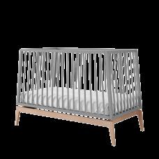 Baby bed Leander Luna 120 Grey