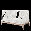Baby bed Leander Luna 140 White