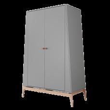 Шкаф большой Leander Luna серый