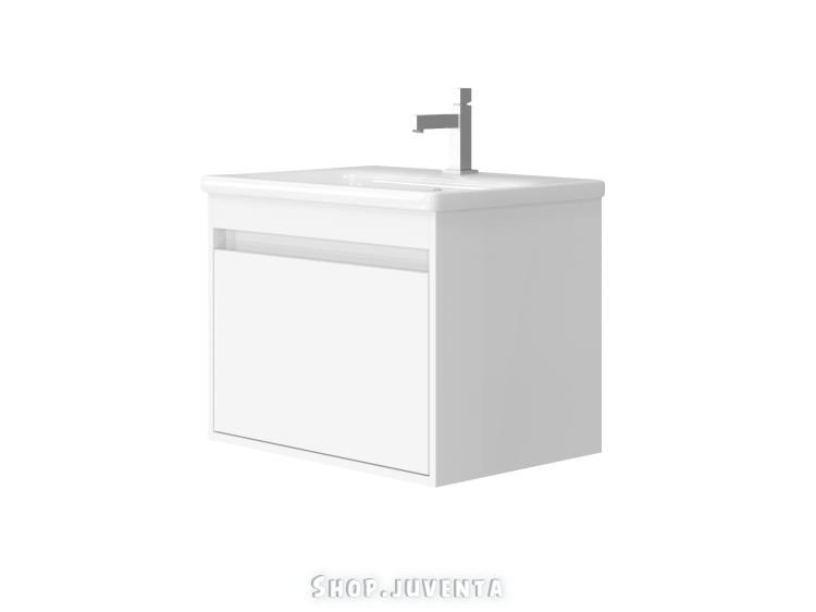 Vanity unit Malta Mlt-65 White