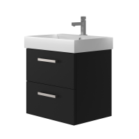 Vanity unit Manhattan Mnh-60 Black