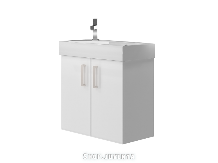 Vanity unit Manhattan Mnh-65 White