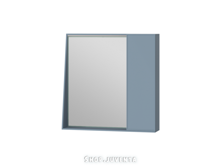 Mirror cabinet Manhattan MnhMC-70 Light Blue