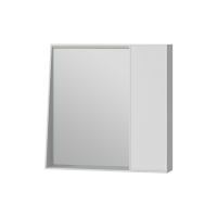 Mirror cabinet Manhattan MnhMC-70 White