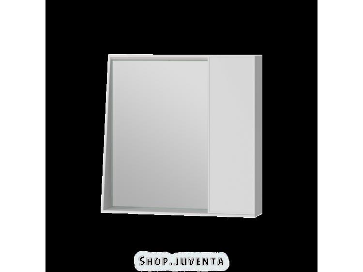Дзеркальна шафа Manhattan MnhMC-70 біла