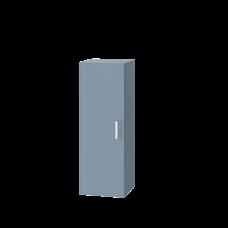 Tall storage unit Manhattan MnhP-114 Light Blue
