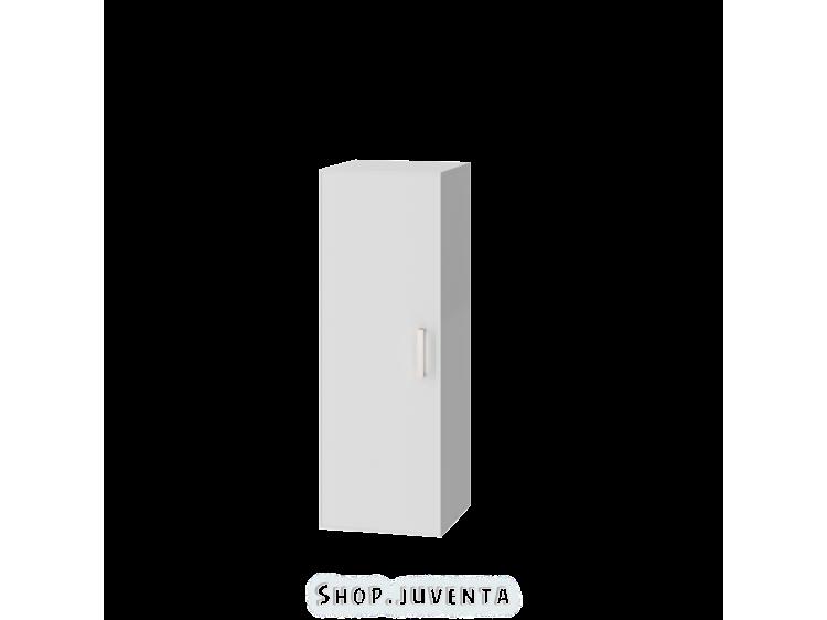 Tall storage unit Manhattan MnhP-114 White